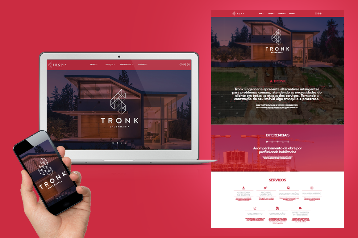 Tronk Site